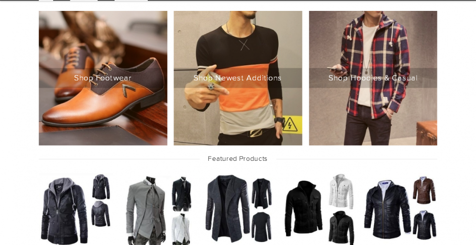 Shopdealman | Online Clothing Store for Men & Women Shopdealman